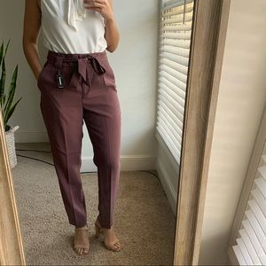 Express High Waisted Ankle Pants
